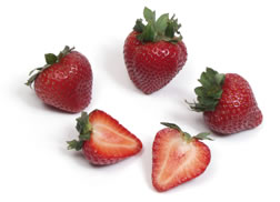 Fresh Strawberries from Curley's Quality foods Galway. Think Fresh, Think Quality, Think Curley's