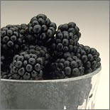Freshly Picked Blackberries from Curley's Quality foods Galway. Think Fresh, Think Quality, Think Curley's