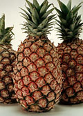 Fresh Pineapples from Curley's Quality foods Galway. Think Fresh, Think Quality, Think Curley's