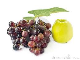 Mixed Fruit Apple & Grape Mix X72
