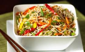 Wf Asian Noodle Salad Box 2 Kg