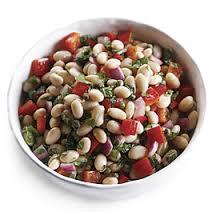 Wf Lentil & Chick Pea & Edamame Bean Salad 2 Kg