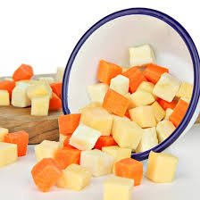 Carrot/Swede Mixed Bag 5 Kg