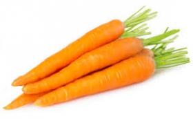 Carrot Bunch Ireland X 12