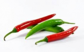 Chili Green Chip 500G Only